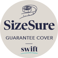 sizesure badge
